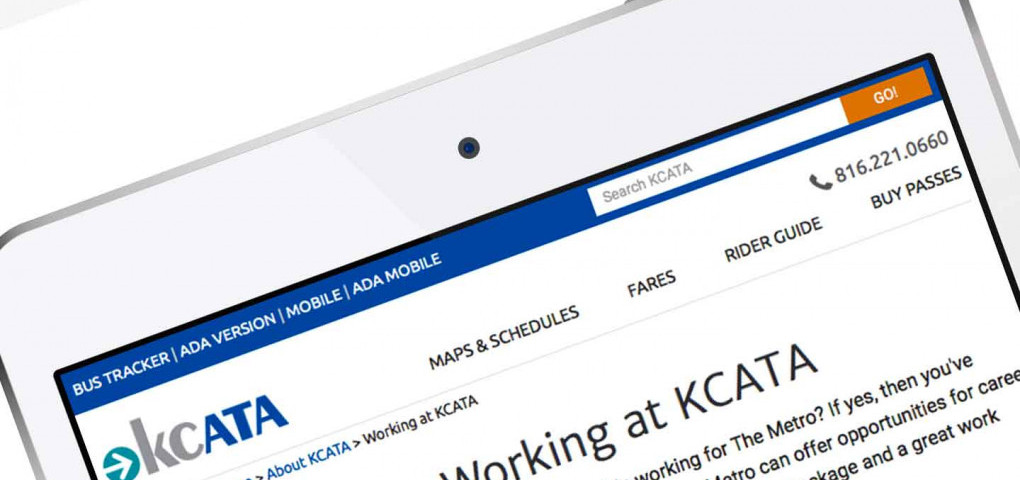 Refreshing the KCATA Site with a New Responsive Design