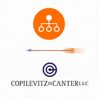 Content Development: Copilevitz-Canter Attorneys at Law