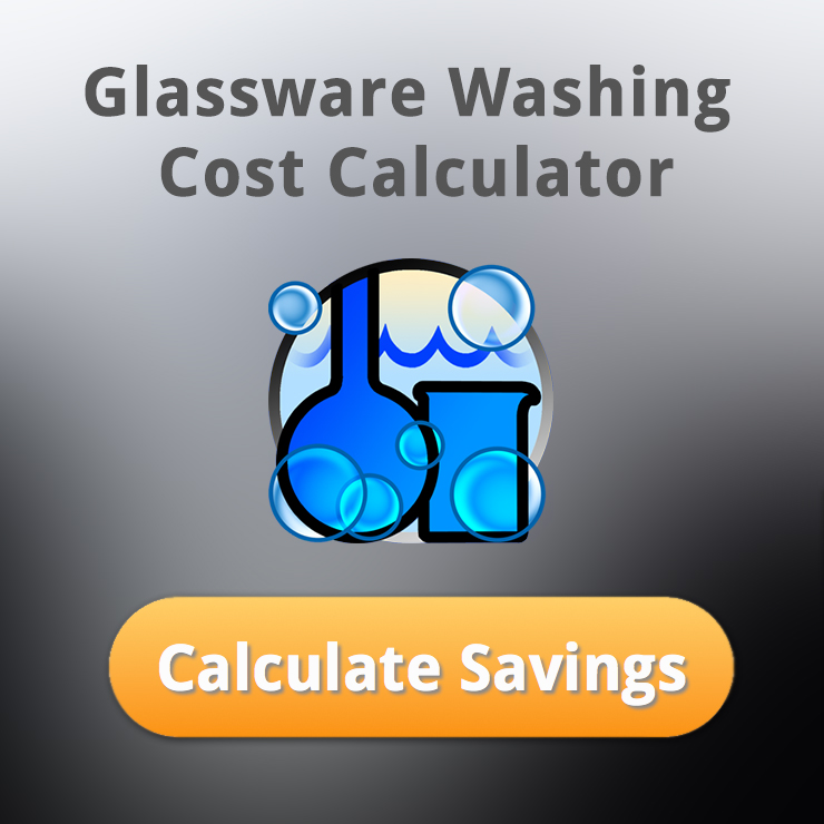 App Development: Cost of Glassware Washing Calculator
