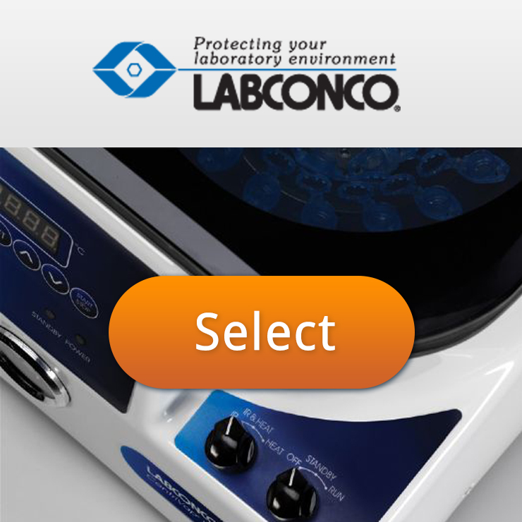 Marketing: Labconco MicroIR Landing Page